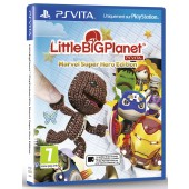 LittleBigPlanet Marvel Super Heroes Edition