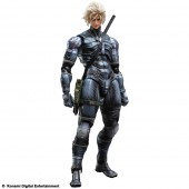 Figurine Metal Gear Solid 2 Raiden Play Arts Kaï