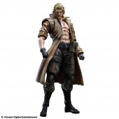 Figurine Metal Gear Solid 2 Liquid Snake Play Arts Kaï