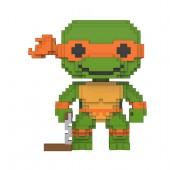 Figurine Toy Pop N°07 - Tortues Ninja - Michelangelo 8 Bits