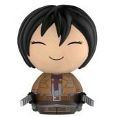 Figurine Dorbz N°384 - L'attaque des Titans - Mikasa