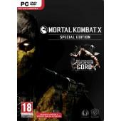 Mortal Kombat X Spécial Edition