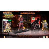 Naruto Shippuden Ultimate Ninja Storm Revolution Samuraï Edition
