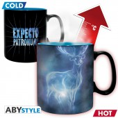 Mug - Harry Potter - Heat Change Patronus 460 ml