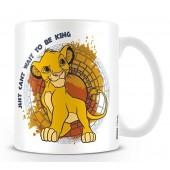 Image du produit MUG - ROI LION MUG - CAN'T WAIT TO BE KING AUTRES