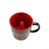 Mug - The Walking Dead - Zombie 3D