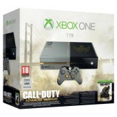 Pack Xbox One 1 To + CoD : Advanced Warfare Edition Limitée