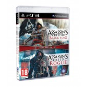 Compil Assassin's Creed 4 Black Flag + Rogue