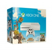 Pack Xbox One Blanche + Sunset Overdrive Exclu Micromania
