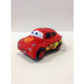 Peluche - Cars - Voiture à friction Flash McQueen 20 cm