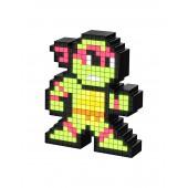 Lampe - Tortues Ninja - Raphael Pixel Pals