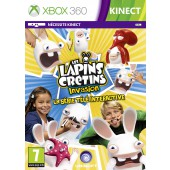 Lapins Cretins Invasion La Série Tv Interactive