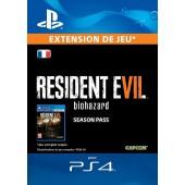 Season Pass - Resident Evil 7 - PS4
