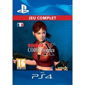 Resident Evil Code Veronica X - Jeu Complet Ps4