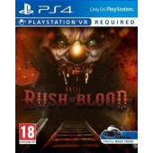 Until Dawn - Rush of Blood - VR