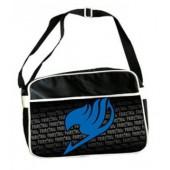 Sac à Bandoulière - Fairy Tail - Logo Bleu