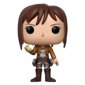 Figurine Toy Pop N°238 - Attaque des Titans - Sasha avec Pomme de Terre
