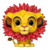 Figurine Toy Pop N°302 - Le Roi Lion - Simba (avec crinière)