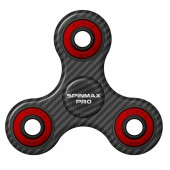 Hand Spinner - Spinmax Pro - Noir Carbone