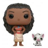 Figurine Toy Pop N°213 - Vaïana - Vaïana & Pua