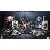 The Witcher III : Wild Hunt Edition Collector