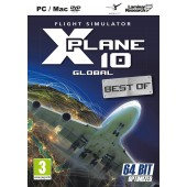 Flight Simulator X-Plane 10 Global Best of