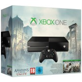 Pack Xbox One + Assassin's Creed : Unity + Assassin's Creed : Black Flag