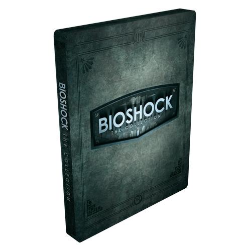 steelbook bioshock