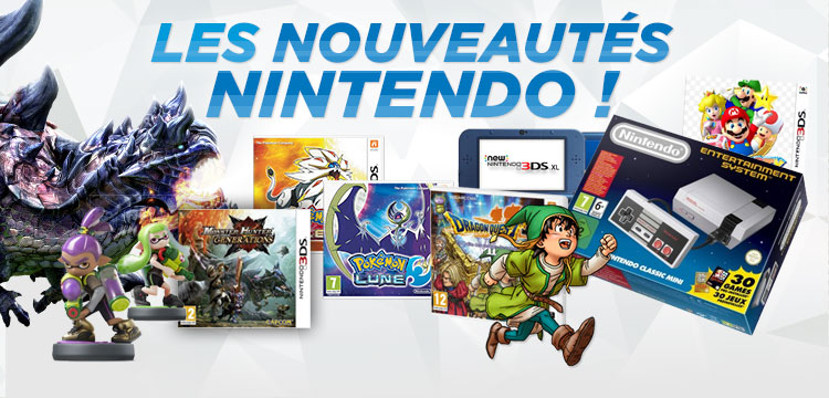 Quelques liens utiles - Micromania console wii u ...