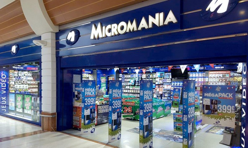 Magasin micromania boulogne infos et adresse micromania - Auchan st martin boulogne ...