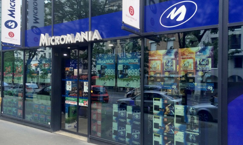Magasin Micromania Beaugrenelle Infos Et Adresse