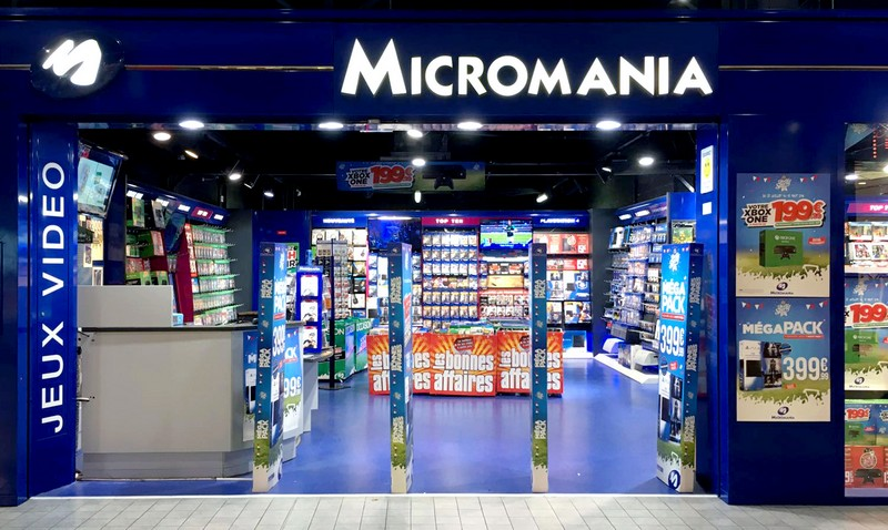 Magasin micromania englos infos et adresse micromania for Adresse castorama englos