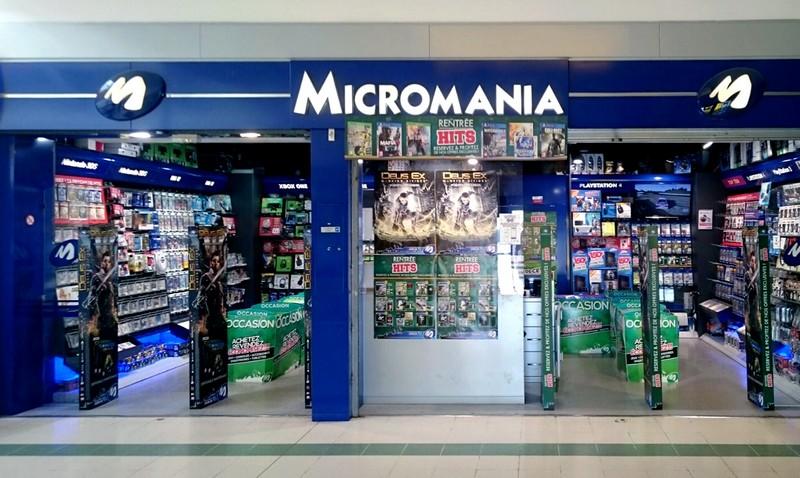 Micromania compiegne c ble lectrique cuisini re - Centre commercial compiegne ...