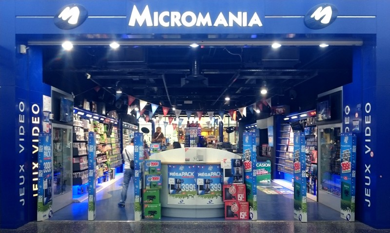 Magasin micromania torcy infos et adresse micromania - Torcy centre commercial ...
