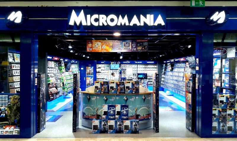magasin jeux vid o val europe infos et adresse micromania. Black Bedroom Furniture Sets. Home Design Ideas