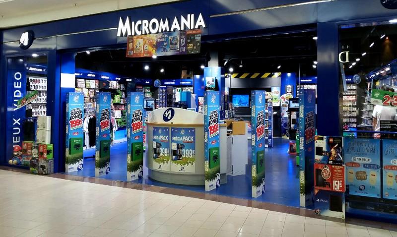 Magasin jeux vid o villabe centre commercial carrefour - Carrefour porte de montreuil horaires ...