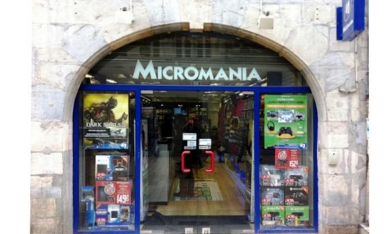 Magasin micromania besancon centre ville infos et for Horaire piscine mallarme besancon