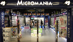 magasin micromania evreux 2 infos et adresse micromania. Black Bedroom Furniture Sets. Home Design Ideas