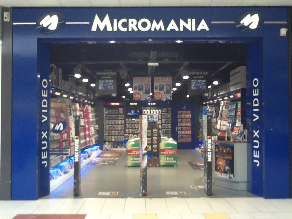 magasin micromania toulouse gramont infos et adresse micromania. Black Bedroom Furniture Sets. Home Design Ideas