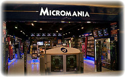 Magasin micromania lyon part dieu infos et adresse micromania - Horaire magasin part dieu ...