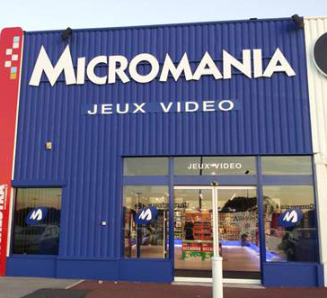 magasin micromania narbonne infos et adresse micromania. Black Bedroom Furniture Sets. Home Design Ideas