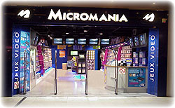 magasin micromania parly 2 infos et adresse micromania. Black Bedroom Furniture Sets. Home Design Ideas