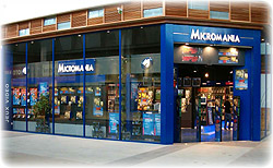 magasin micromania mont martin infos et adresse micromania
