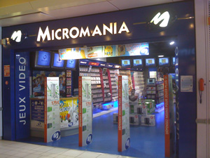 magasin micromania val thoiry infos et adresse micromania. Black Bedroom Furniture Sets. Home Design Ideas