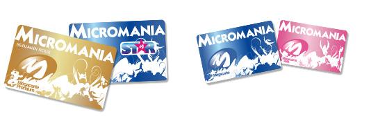 carte premium micromania