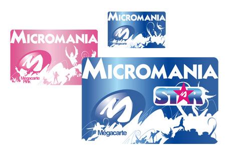 micromania carte fidélité