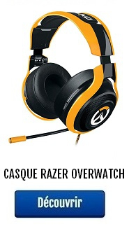 casque razer overwatch