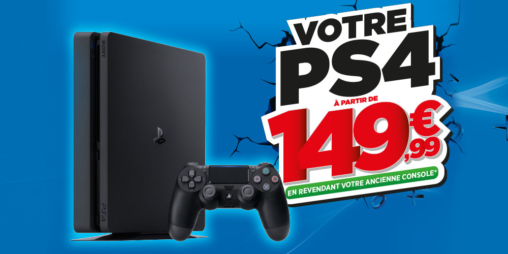 offre remise achat ps