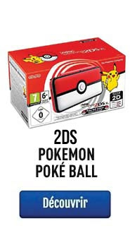Pokémon Poké Ball 2DS