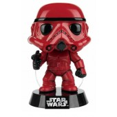 Figurine Toy Pop N°05 - Star Wars - Red Stormtrooper